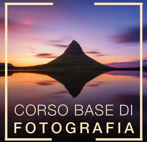 Corso base di fotografia | Andrea Livieri