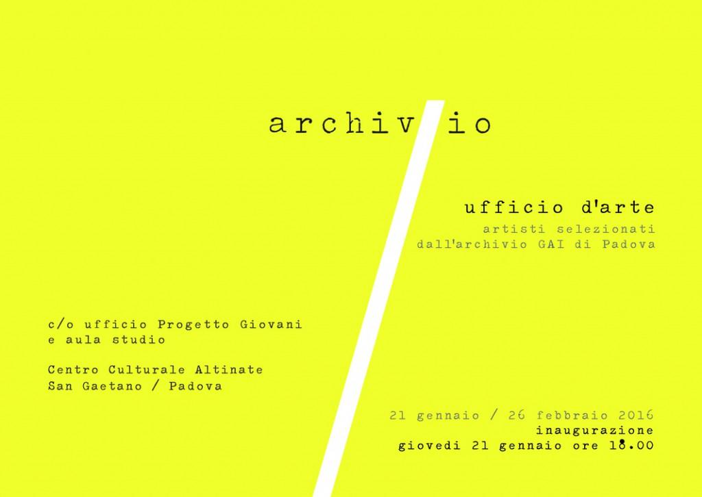 archiv_io Ufficio d'Arte