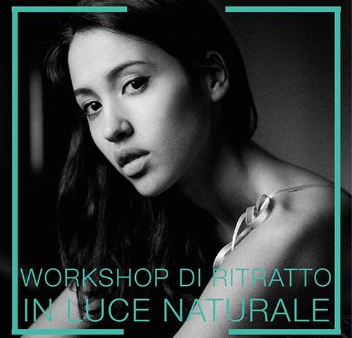 Workshop di ritratto in luce naturale